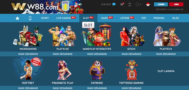 Mengenal Permainan W88 Slot Game - Apa Yang Membuat Permainan Ini Menarik