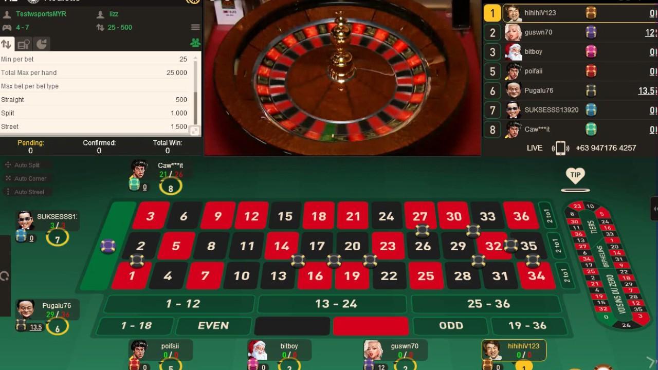 Menang Besar Permainan Roulette itu Ternyata Mudah