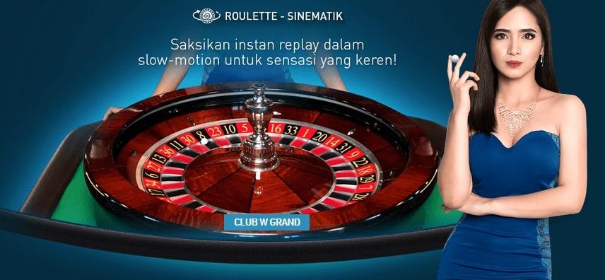 Strategi untuk menang besar Roulette
