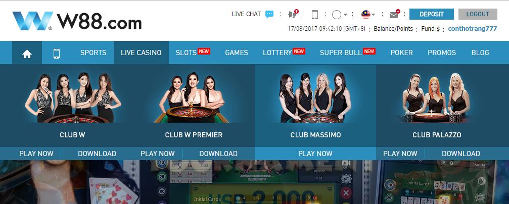 ClubW-ClubWPremier-ClubMassimo-dan-ClubPalazzo