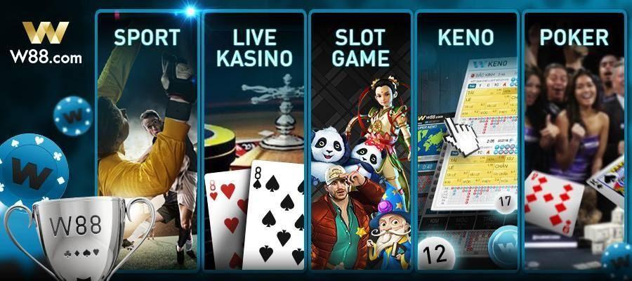 W88 Online Casino Menghadirkan Produk dan Layanan Terlengkap