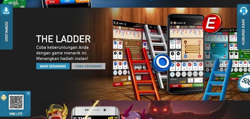 The Ladder W88 2020