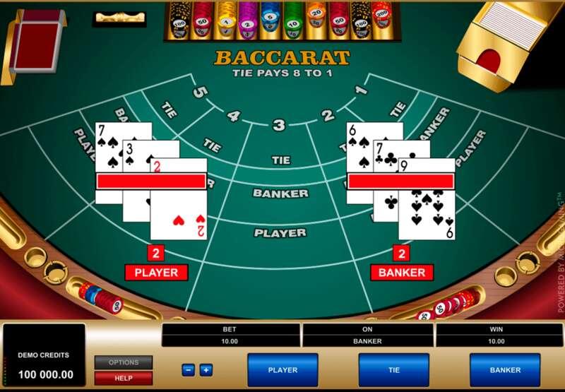 Genre Baccarat Casino Apa Yang Paling Populer Untuk Dimainkan Secara Online?