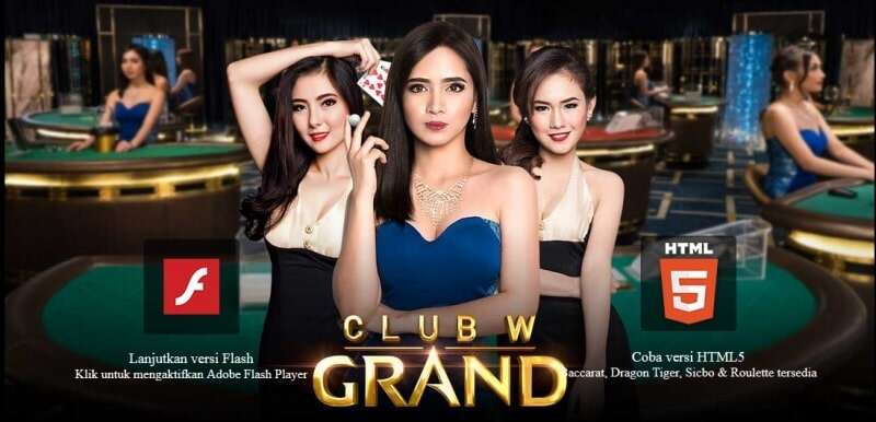 Elegansi dalam Club W Casino Grand