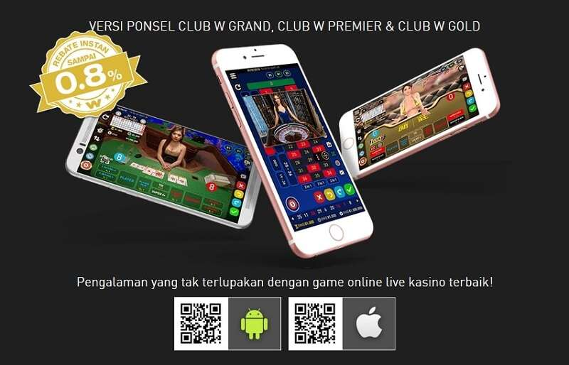 Download Cepat: Aplikasi Ponsel Club W Grand