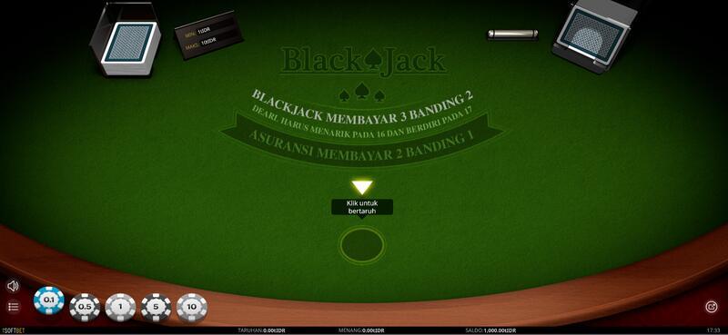 Menjadi Pemenang Taruhan Nomor Satu di Blackjack Casino W88
