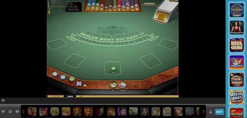 Jackpot Besar: Main Blackjack di Bandar Judi W88